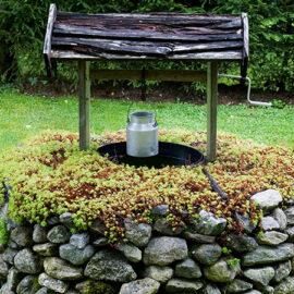 água de poço precisa ser filtrada
