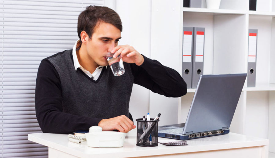 purificador de água para empresa