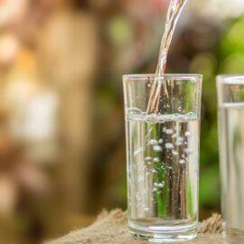 diferença entre agua mineral e filtrada