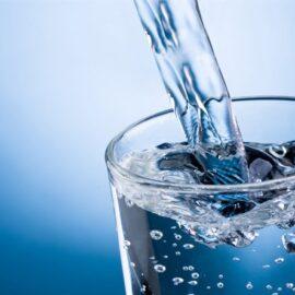 imagem de um copo de água