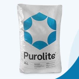 resina de troca iônica Purolite